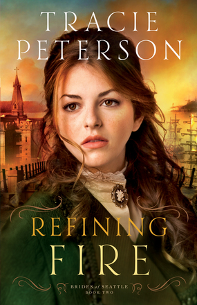 Refining Fire (Brides of Seattle) in stores now!