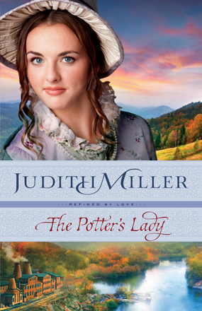 The Potter's Lady (Refined by Love) in stores now!