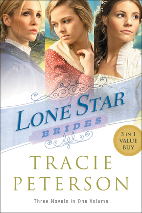 Lone Star Brides 3 in 1 available now!