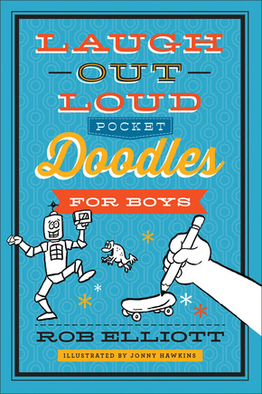 http://www.bakerpublishinggroup.com/books/laugh-out-loud-pocket-doodles-for-boys/355000