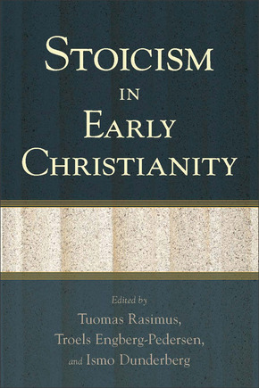 stoicism and christianity Besides the physics, however, there is room for some aspects of stoicism in  christianity the apostle john refers to jesus as the logos in john 1 jesus is the .