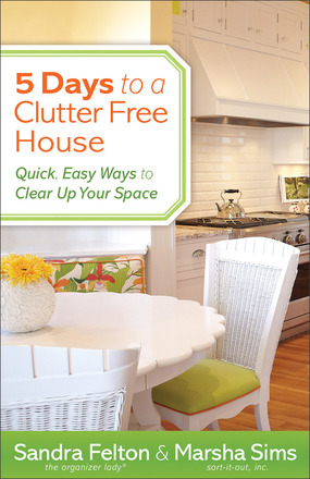 Book Review: 5 Days to a Clutter Free House