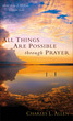 All Things Are Possible through Prayer, Repackaged Edition