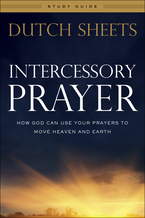 Intercessory Prayer Study Guide, Repackaged Edition