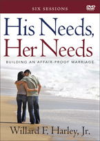 His Needs, Her Needs DVD