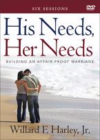 His Needs, Her Needs DVD