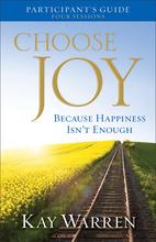 Choose Joy Participant's Guide