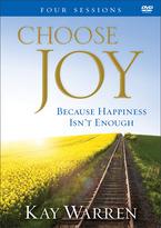 Choose Joy DVD