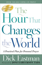 The Hour That Changes the World, 25th Anniversary Edition