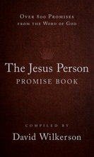 The Jesus Person Promise Book, gift edition, Gift Edition