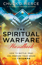 The Spiritual Warfare Handbook, 3 in 1 Edition