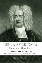 Biblia Americana, Volume 4