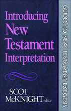 Guides to New Testament Exegesis