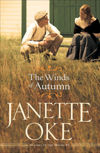 Wind of Autumn by Janette Oke