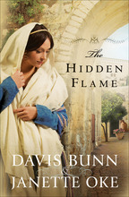 The Hidden Flame by Davis Bunn and Janette Oke