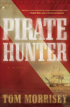 Pirate Hunter by Tom Morrisey