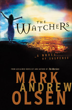 The Watchers by Mark Andrew Olsen