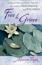 Free to Grieve by Maureen Rank