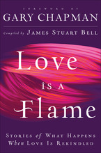 Love is a Flame by James Stuart Bell