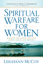 Spiritual Warfare for Women by Leightann McCoy