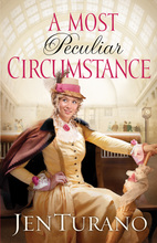 A Most Peculiar Circumstance by Jen Turnao