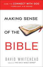 Making Sense of the Bible by David Whitehead