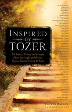 Inspired by Tozer by Lauren Barlow, ed.