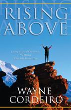 Rising Above by Wayne Cordiero