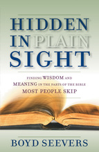 Hidden in Plain Sight by Boyd Seevers