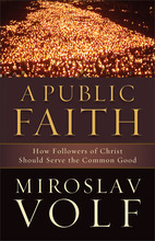 A Public Faith